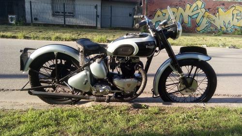 triumph speed twin 500 1947
