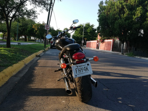 triumph speedmaster 700cc