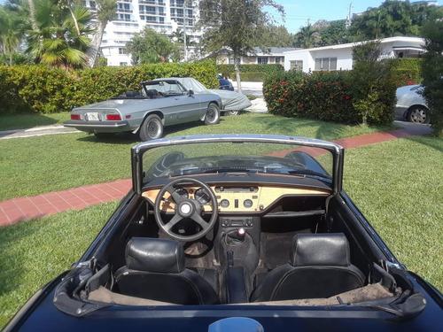 triumph spitfire 1980 convertible
