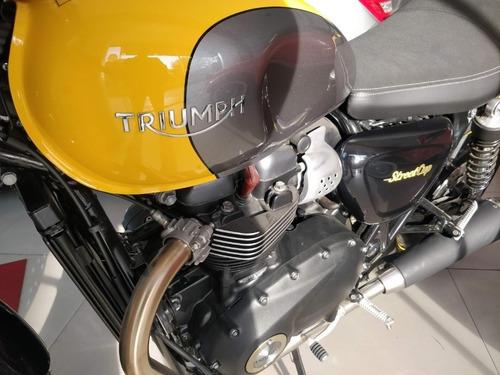 triumph street cup 900cc