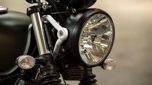 triumph street scrambler  - hilton motors