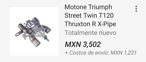 triumph street twin 2018