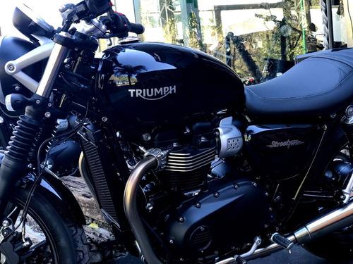 triumph street twin 900 0 km