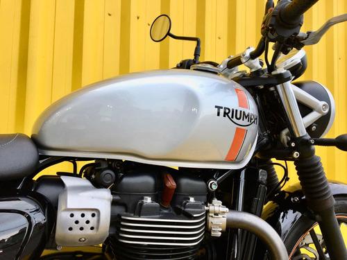 triumph street twin 900