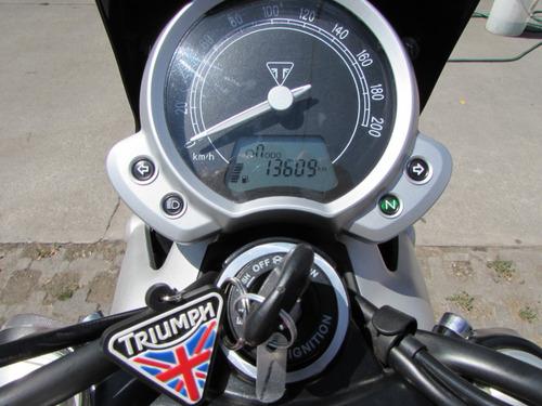 triumph street twin 900cc mantenciones 2017