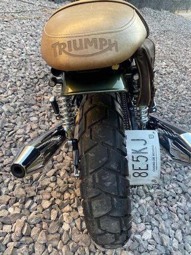 triumph thruston 900