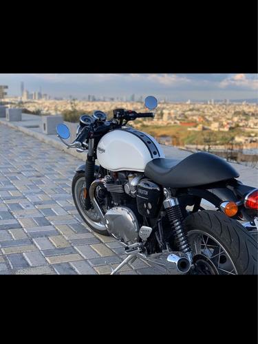 triumph thruxton 1200cc