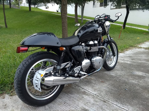 triumph thruxton 2014 (bonneville cafe racer bmw nine t)