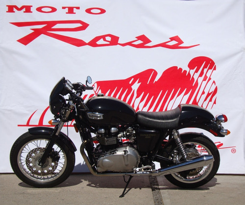 triumph thruxton 900 impecable
