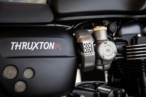 triumph thruxton r 1200 0 km