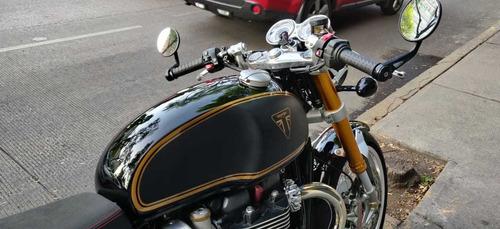triumph thruxton r 1200 bonneville scrambler ducati