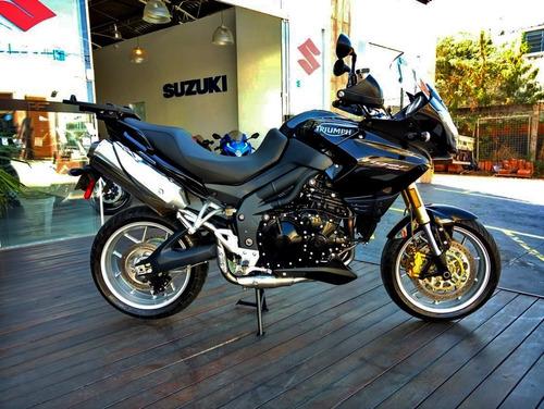 triumph tiger 1050 2008/2008 preta