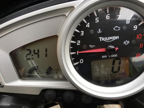 triumph tiger 1053cc mod 2008 realmente impecable¡¡