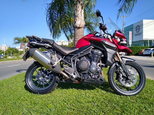 triumph tiger 1200 explorer 2016