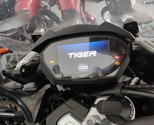 triumph tiger 1200 xca 1200xca abs 2018 verde