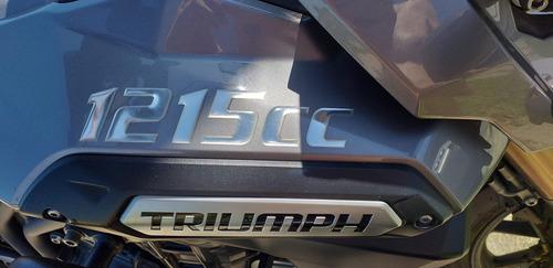 triumph tiger 1.200cc explorer 2014