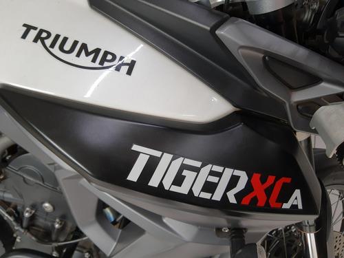 triumph tiger 800 xca 2017