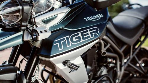 triumph tiger 800 xca, 2020 (oportunidad).  - hilton motors