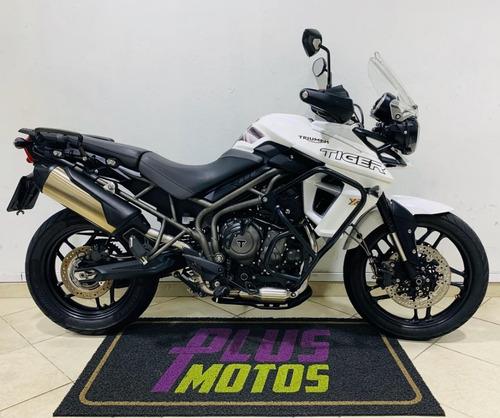 triumph tiger 800 xr 2019