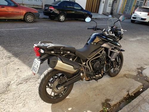 triumph tiger 800 xr (desconto de black friday)