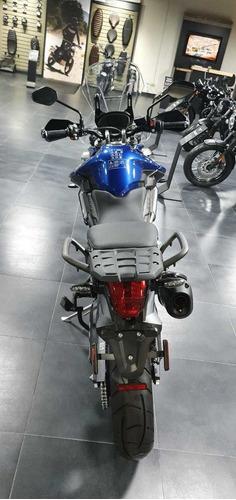 triumph tiger 800 xrt lucern blue - 2020