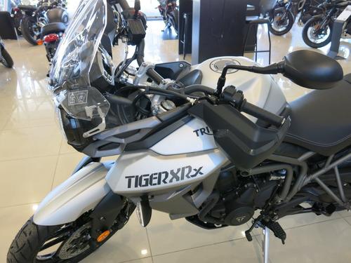 triumph tiger 800 xrx (precio esp. cupo limitado)