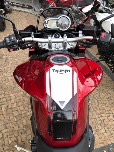 triumph tiger explorer 1200