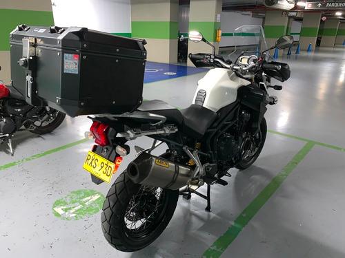 triumph tiger explorer 1200 cc abs