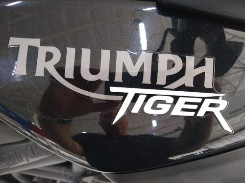triumph tiger xc 800 2015 troco financio nova