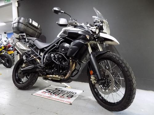 triumph tiger80xc blanca 2014