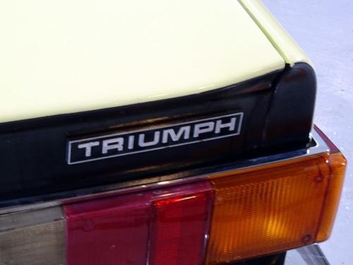 triumph tr6 1.8 cc
