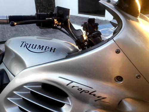 triumph trophy 1200cc impecable