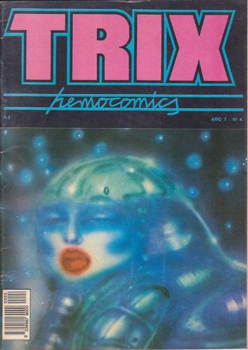 trix # 4  (bravo,quirós,solano lopez,breccia,lalia,gimenez)