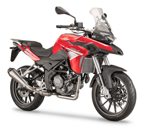trk 251 st  - touring 250cc benelli con abs