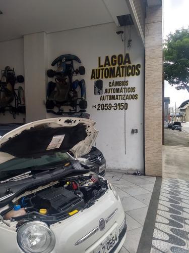 troca de óleo câmbio automático