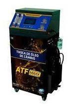troca de óleo de cambio automático