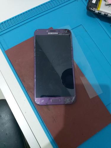 troca de vidro de celular