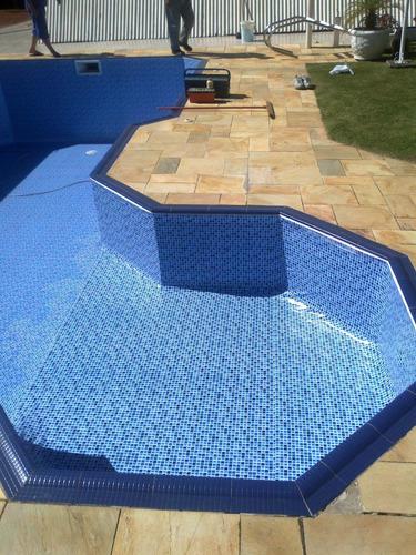 troca de vinil de piscinas e assistência