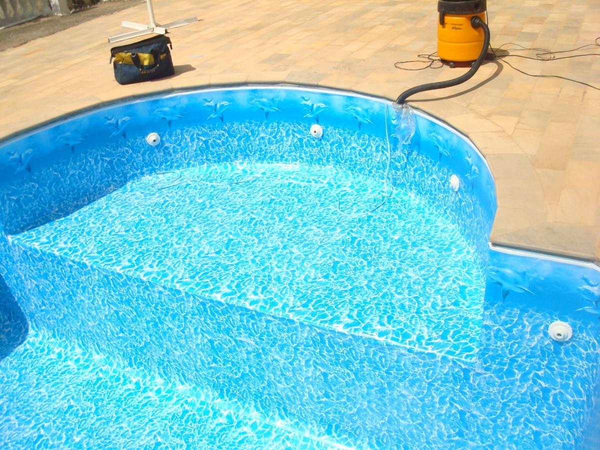 Troca de vinil para piscina piscina de vinil r 62 00 for Piscina fum d estampa