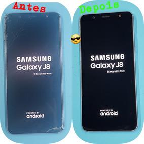 ac20ec8b83 Display Samsung J8 - Peças para Celular no Mercado Livre Brasil