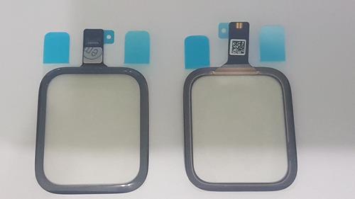 troca vidro touchscreen apple watch conserto serie 1 2 3 4 5