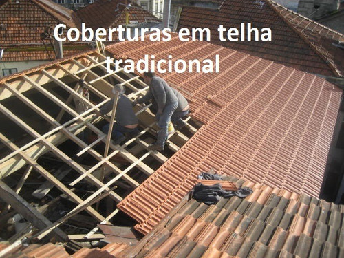 trocas e reparos de  telhados por apenas 50,00/m²