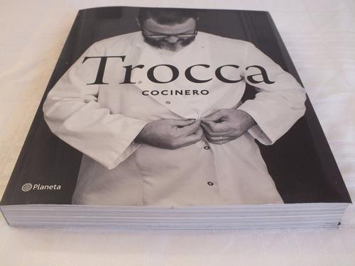 trocca - cocinero - planeta - nuevo