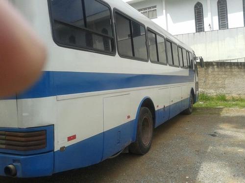 troco ou vendo ônibus 371r 1992 bancos soft muito bom