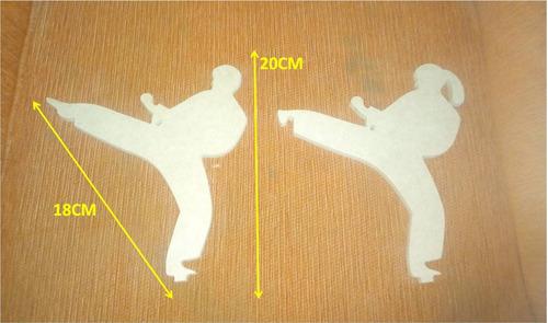 trofeo artes marciales karate kung fu  taekwondo aikido