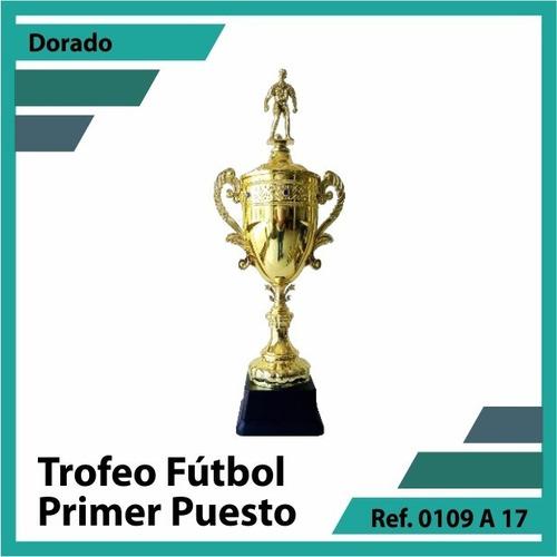 trofeos de futbol primer puesto
