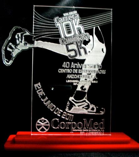 trofeos oferta  medallas placas reconocimientos premiaciones