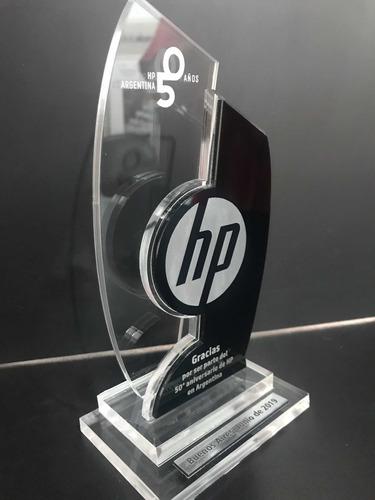 trofeos premios reconocimientos grabado laser