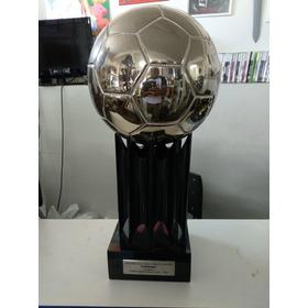 Troféu  Bola De Prata Placar 1997 Melhor Volante Brasileirão