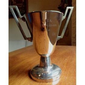 Troféu Antigo De Automobilismo -vice - Campeão De 1975